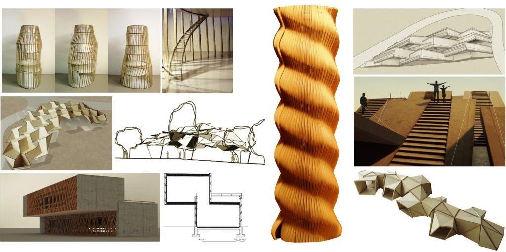 UNIPAC: Timber Construction using GSA - Oasys